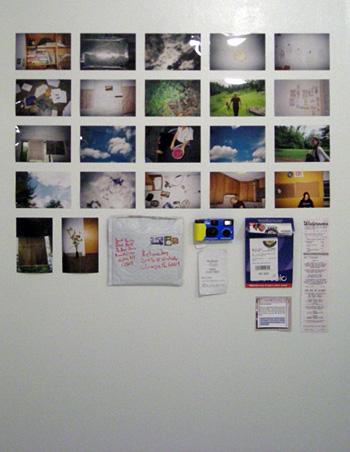 David Horvitz, Disposible Camera Photos
