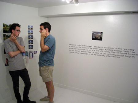 David Horvitz at Believe Inn