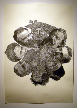 Eric Yahnker, Beard Asterick
