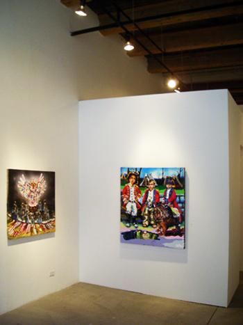 Caleb Weintraub @ Peter Miller Gallery