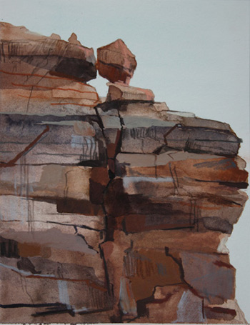 Claire Sherman, Cliff III