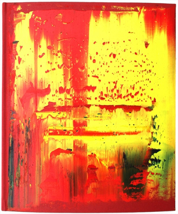Gerhard Richter, War Cut II