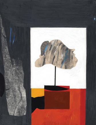 Joseph Hart, Untitled (Head on a Spike)