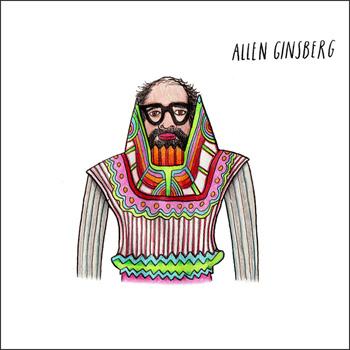 Eric Lebofsky, Superfreaks: Allen Ginsberg