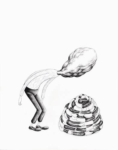 Jeff Ladouceur, Untitled