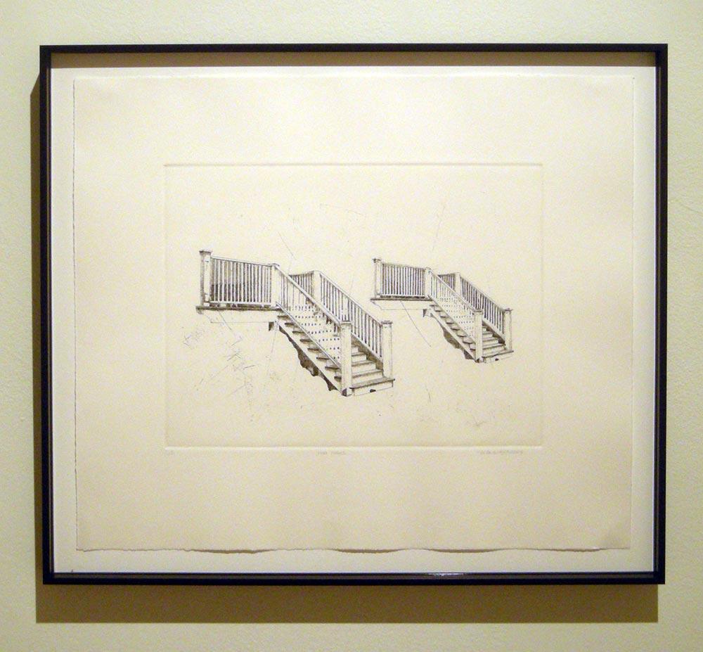 Rafael E. Vera, Two Stairs