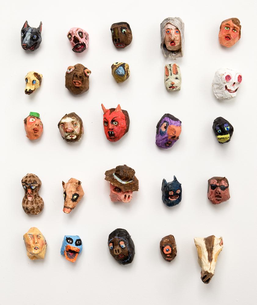 Charlie Roberts, Heads