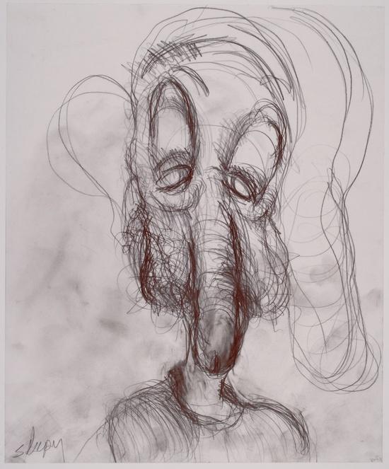 Paul McCarthy, (White Snow) Dwarf Heads