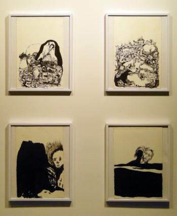 Mike Kloss, Drawings