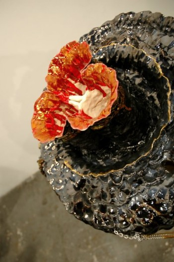 Nicole Cherubini, Black Flower