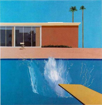 David Hockney, Bigger Splash