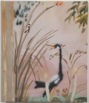 Mari Eastman, Untitled Mural (Birds)