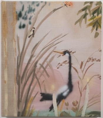 Mari Eastman, Untitled Mural (Birds)