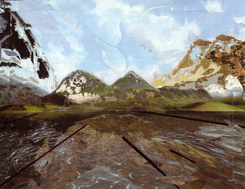 Seth Curcio, Virtual Landscape III