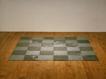 Carl Andre, Magnesium Squares