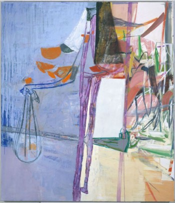 Amy Sillman, The Plumbing