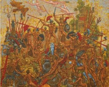 JP Munro, Trojan War