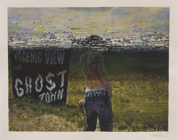 Kon Trubkovich, Ghost Town