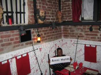 Anni Holm (bucharest, romania)