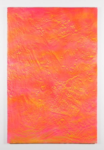 Zachary Buchner, Untitled (Pink Yellow)