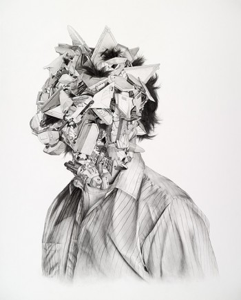 Chris Scarborough, Untitled (Portrait)