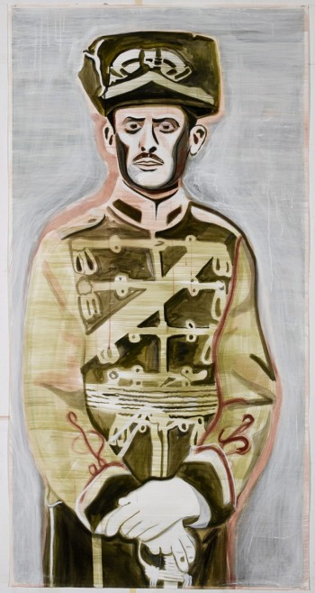 Fendry Ekel, Young Gropius as Soldier