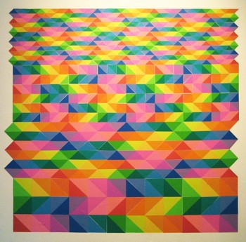 Samantha Bittman, Interaction of Color and Shape
