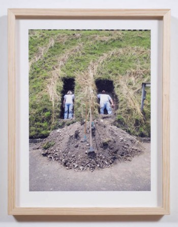 Miller & Shellabarger, Untitled (Grave, Basel, Switzerland)