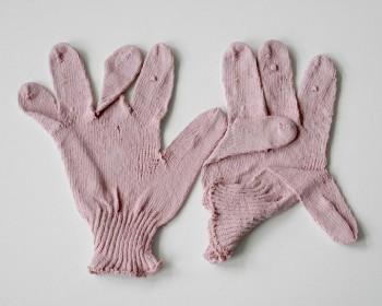 Nathaniel Robinson, Pink Gloves