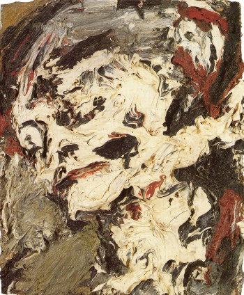 Frank Auerbach, Head of a Girl