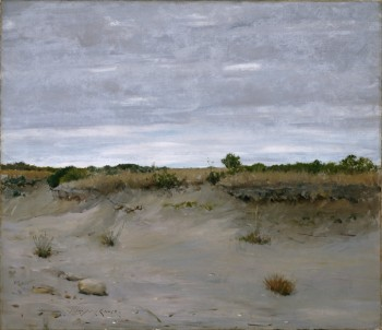 William Merritt Chase, Wind-Swept Sands