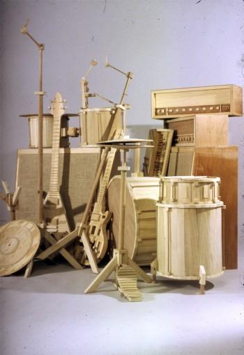 Michael T. Rea, Wood Load In
