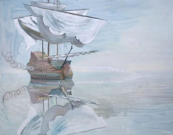 Andro Semeiko, White Sails