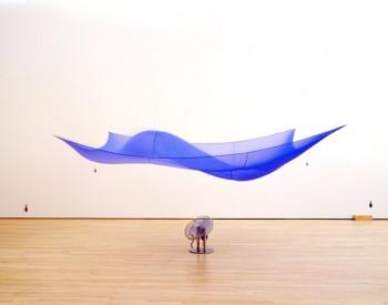 Hans Haacke, Blue Sail