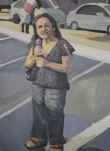 John Geletka, Helen Schiller