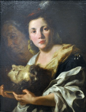 Gaspare Traversi, Judith Holding the Head of Holofernes