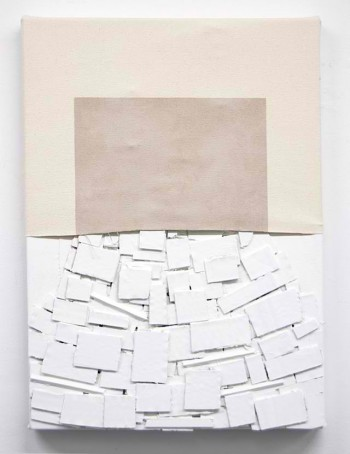 Josh Reames, Untitled (Painting of a Pile)