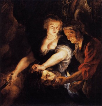 Peter Paul Rubens, Judith with the Heal of Holofernes