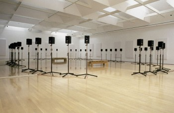 Janet Cardiff, Forty Part Motet