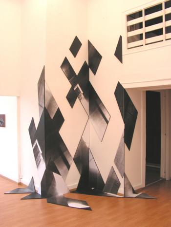 Katarina Burin, Composition in Gray