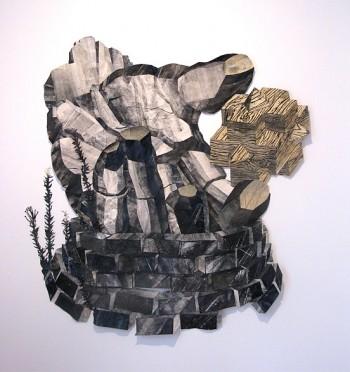Yashua Klos, Black Hand Holding Unidentified Geometric Object