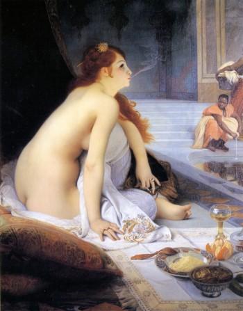 Jean-Jules-Antoine Lecomte du Nouÿ, The White Slave