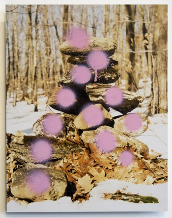 Letha Wilson, Pink Cairn