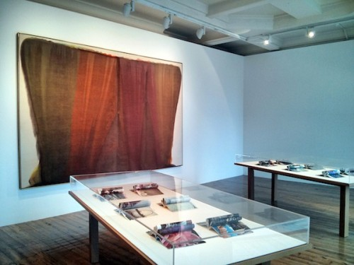 Morris Louis and Cyprien Gaillard at Sprüth Magers