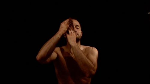 Jorge Rivera, In the Skin of the Bull (2009), Video Still