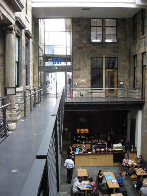 CCA, Glasgow